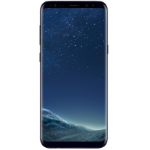 "Samsung Galaxy S8+ SM-G955F 15.8 cm (6.2"") 4 GB 64 GB Single SIM 4G Black 3500 mAh"