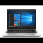 "HP EliteBook 840 G6 Notebook Silver 14"" 1920 x 1080 pixels Touchscreen 8th gen Intel® Core™ i7 16 GB DDR4-SDRAM 512 GB SSD Wi-Fi 6 (802.11ax) Windows 10 Pro"