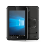 "Newland NQuire 800 II 20.3 cm (8"") Intel Atom® 2 GB 32 GB Wi-Fi 4 (802.11n) 3G Black Windows 10 Pro"