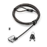 Kensington ClickSafe® 2.0 Keyed Laptop Lock for Nano Security Slot