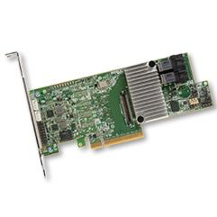 Broadcom MegaRAID SAS 9361-8i (2G) PCI Express x8 3.0 12Gbit/s RAID controller