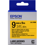 Epson LK-3YBW labelprinter-tape