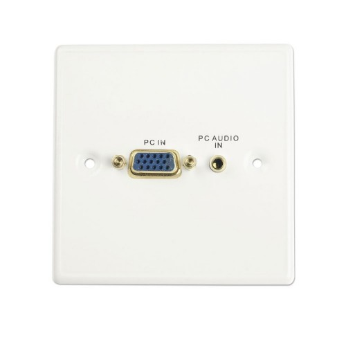 Lindy 60212 outlet box White