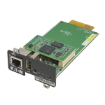 Eaton NETWORK-M2 networking card Ethernet 1000 Mbit/s Internal