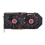 XFX RX-580P8DFD6 Radeon RX 580 8GB GDDR5 graphics card