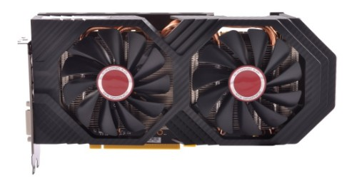 XFX RX-580P8DFD6 graphics card Radeon RX 580 8 GB GDDR5