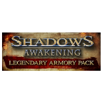 Kalypso Shadows: Awakening - Legendary Armory Pack PC Mehrsprachig