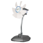ARCTIC Breeze Color (Silver) - USB Table Fan