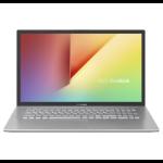 """ASUS VivoBook 17 M712DA-AU487T notebook DDR4-SDRAM 43.2 cm (17"""") AMD Ryzen 3 8 GB 1000 GB HDD Wi-Fi 5 (802.11ac) Windows 10 Home Silver"""