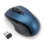 Kensington Pro Fit™ Mid-Size Wireless Mouse - Sapphire Blue