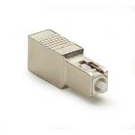 Black Box M/F SC, UPC, 10dB fiber optic adapter 1 pc(s) Gold