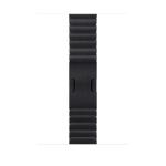 Apple MUHM2ZM/A accesorio de relojes inteligentes Grupo de rock Negro Acero inoxidable