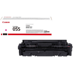 Canon 3014C002 (055) Toner magenta, 2.1K pages