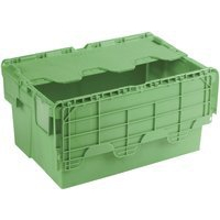 VFM ATTACHED LIDDED CONTAINER GREEN 360330