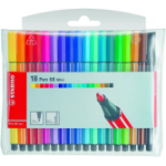 STABILO Pen 68 Mini felt pen Multicolor 20 pc(s)