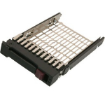 "Origin Storage FK-CQ-PROL-2.5 2.5"" Black,Stainless steel HDD/SSD enclosure"