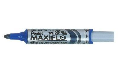 Pentel MWL5M-CO marker 12 pc(s) Blue Bullet tip