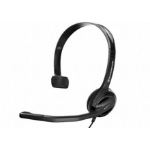 Sennheiser PC 21-II Monaural Head-band Black headset