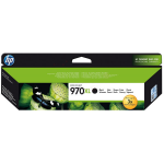 HP CN625AE (970XL) Ink cartridge black, 9.2K pages, 250ml