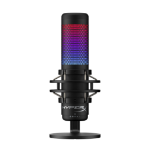 HyperX QuadCast S Black Table microphone