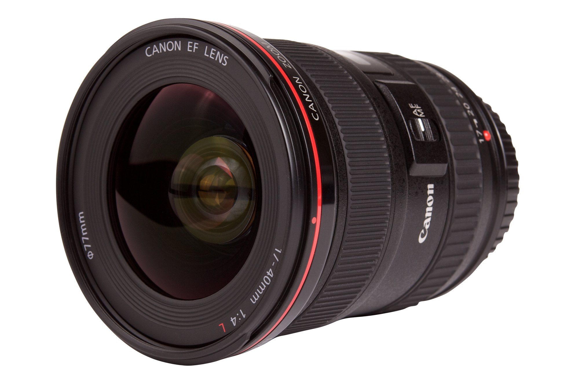 Zoom Lens 17-40mm F/4.0 L Usm