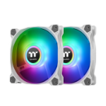 Thermaltake Pure Duo 14 Universal Fan 14 cm 2 pc(s) White