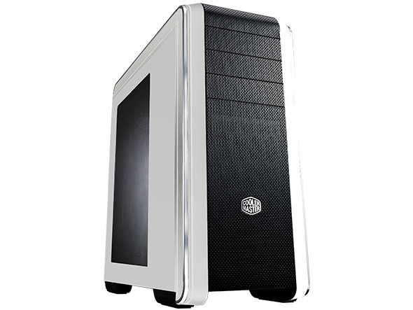 Cooler Master CM 690 III Midi-Tower Black,White