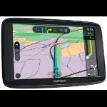 "TomTom VIA 62 Fixed 6"" Touchscreen 280g Black navigator"