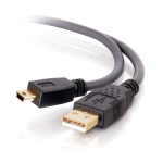C2G 3m Ultima USB 2.0 A to Mini-B Cable (9.8ft)