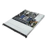 ASUS RS500A-E9-PS4 Intel SoC Socket SP3 Rack (1U) Black, Metallic
