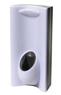 Zebra CRD-MC18-1SLOT-01 accesorio para dispositivo de mano Negro, Blanco