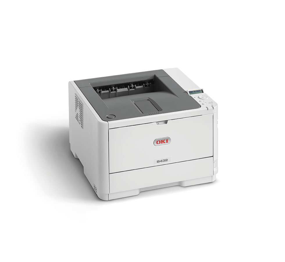 OKI B432DN A4 Mono Printer