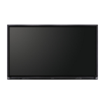 "Sharp PN-70HC1E 177.8 cm (70"") LCD 4K Ultra HD Touchscreen Digital signage flat panel Black"