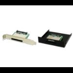Addonics ADSACFAST-N Internal PCI Beige card reader