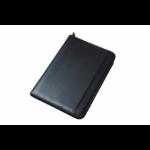 Collins Conference Ringbinder with Handle Black folder