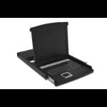 "Digitus DS-72011GE 19"" 1280 x 1024pixels Black rack console"