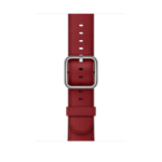 Apple MR3A2ZM/A Band Red Leather
