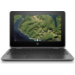 "HP Chromebook x360 11 G2 EE Grey 29.5 cm (11.6"") 1366 x 768 pixels Touchscreen Intel® Celeron® 4 GB LPDDR4-SDRAM 32 GB Flash Wi-Fi 5 (802.11ac) Chrome OS"