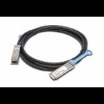 Juniper JNP-QSFP-DAC-7MA InfiniBand cable 7 m QSFP+ Black