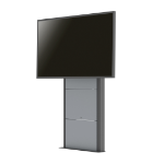 SMS Smart Media Solutions K590-001-6 flat panel floorstand Fixed flat panel floor stand Grey