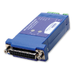IMC Networks 4WSD9OTB RS-232 RS-485 Blue serial converter/repeater/isolator