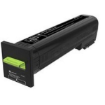 Lexmark 24B6510 Toner yellow, 20K pages