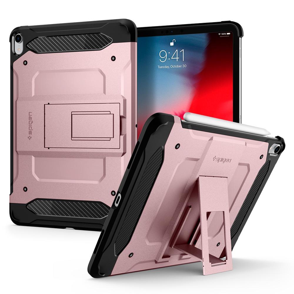 """Spigen 068CS25205 tabletbehuizing 32,8 cm (12.9"""") Hoes Roségoud"""