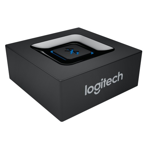 Logitech 980-000912 Bluetooth music receiver 20 m Black