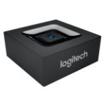 Logitech 980-000912 20m Black Bluetooth music receiver