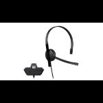 Microsoft S5V-00015 Headset Binaural Kopfband Schwarz
