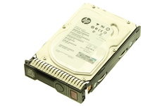 Hewlett Packard Enterprise 500GB 6G SATA 7.2K 3.5IN
