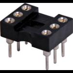 "Altronics 6 Pin (0.3"") DIL Machined Pin IC Socket"
