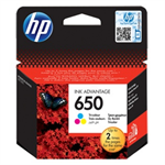 HP CZ102AE (650) Printhead color, 200 pages