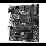 Gigabyte H410M H V2 motherboard Intel H410 LGA 1200 micro ATX